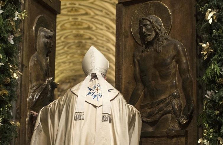 Papa a S. Maria Maggiore
