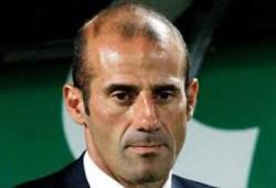 L'allenatore Pippo Pancaro