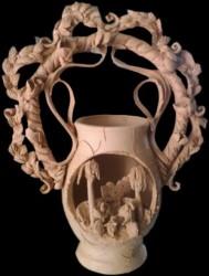 Il presepe nella brocca di Santina Grimaldi