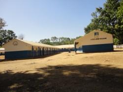 Il liceo di Bula restaurato