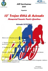 Memorial Tenente Paolo Giardina