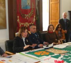 L'intervento della delegata provinciale del Fai prof.ssa Antonella Mandalà