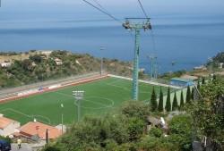 """Taormina - Lo stadio """"Valerio Bacigalupo"""""""