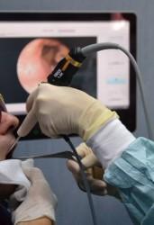 Intervento di chirurgia orale eseguito dal dott. Saita