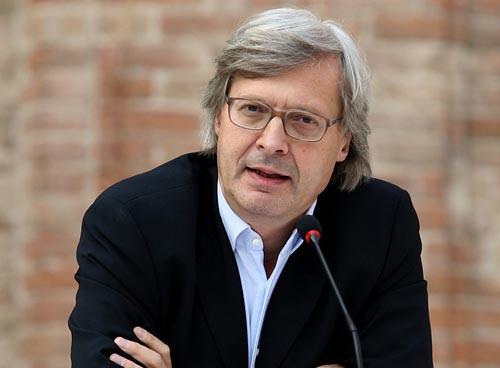 """Incontri San Sebastiano / Domani la conferenza tenuta da Vittorio Sgarbi su """"Le sette opere di misericordia corporale"""" del Caravaggio"""