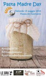 locandina Pasta Madre day