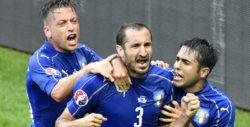 Europei di calcio / E li domammo: Italia-Spagna 2-0, voliamo ai quarti!