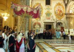 ss sacramento in cattedrale- 2014