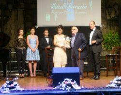Marcello Perracchio riceve il premio alla carriera