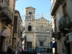 Aci Platani- La chiesa