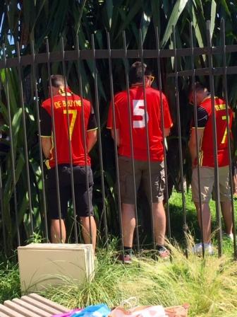 Testimonianze / Sport e inciviltà: gli Europei di calcio e le azioni scomposte dei tifosi