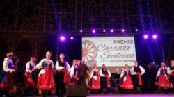 Il gruppo folk della Polonia