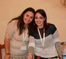 Annalisa La Vecchia e Clelia Costanzo