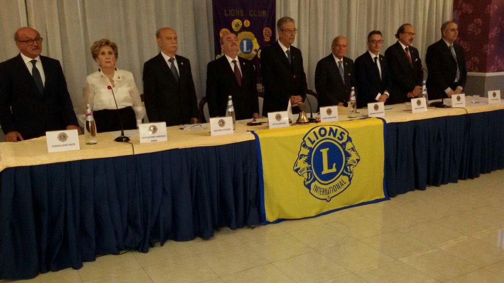 Lions Giarre-Riposto / Aperto il nuovo anno sociale: in programma un concorso sull'unificazione delle due città