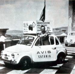 Il dott. Ennio Romano nel 1966 fondò l'Avis Catania
