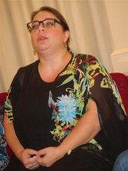 La scrittrice Paola Marchese