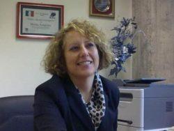 La dott.ssa Marisa Acagnino