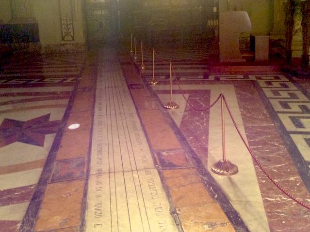Otium et negotium 10 / Studiare astronomia con la meridiana della cattedrale di Acireale