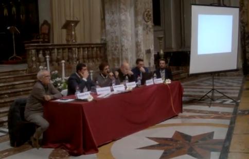 Acireale / Presentato in Cattedrale libro su una misteriosa storia riguardante la chiesa di Santa Venera di Taormina