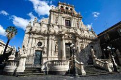 Acireale: La Basilica di S. Sebastiano