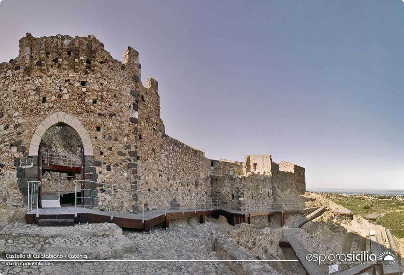 Calatabiano / Rilancio turistico del Castello: dopo l'apertura compiuti i primi passi importanti