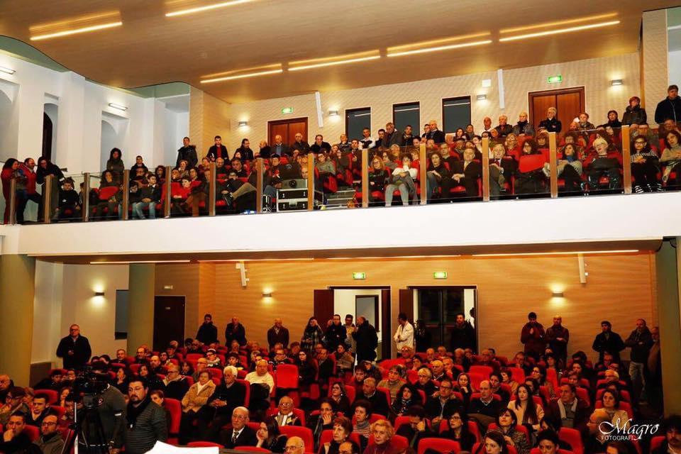 Randazzo / Inaugurato il Centro culturale polifunzionale, a marzo i primi spettacoli