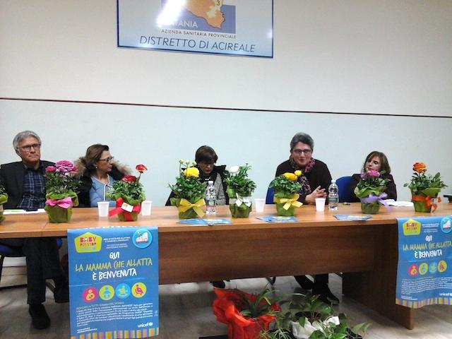 """La Festa della donna -18 / """"Essere madre"""": alla vigilia dell'8 marzo approfondita al Consultorio familiare di Acireale un'importante realtà della natura femminile"""