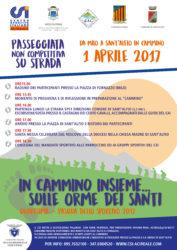 """<a href=""""http://www.csi-acireale.com/2017/03/23/insieme-in-cammino-1-aprile-2017/""""> La locandina dell'evento </a>"""