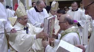 """Ordinazione di Mons. Giombanco – 3 / Mons. Gristina: """"Abbi tanta fiducia nel Signore, che ti ha mostrato la Sua predilezione"""""""