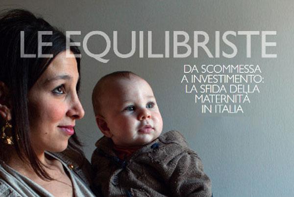La maternità in Italia / Trentino la regione con più fiocchi. Presentato oggi il rapporto di Save The Children su mamme e occupazione