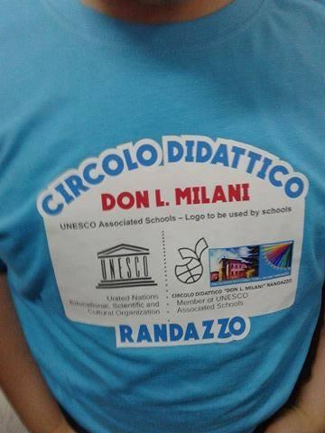 """Randazzo / A conclusione del progetto Unesco sulla legalità del Circolo """"Don Milani"""", lunedi sfilata di bimbi per le vie del paese"""
