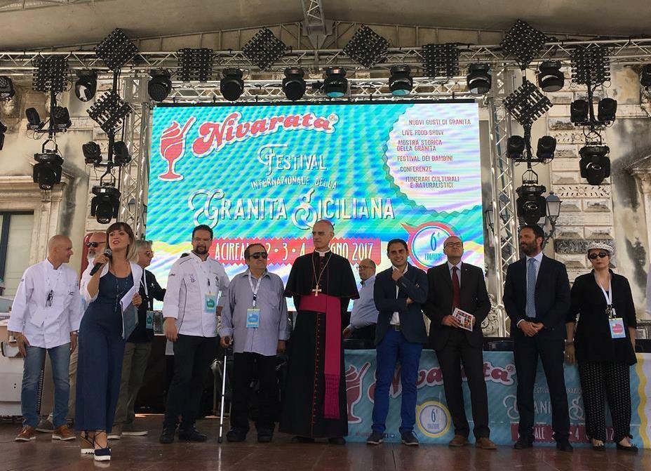 Nivarata 2017 – 3 / Evento culturale e di promozione del territorio. All'inaugurazione presente anche il vescovo Raspanti