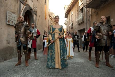 Randazzo / Dal 28 al 30 luglio la Festa Medievale dell'associazione Sicularagonensia farà vivere uno straordinario viaggio nel tempo