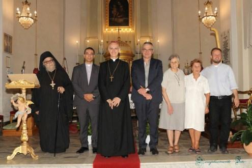 Dialogo interreligioso / Incontro e confronto ad Altarello tra cattolici, luterani, anglicani e ortodossi