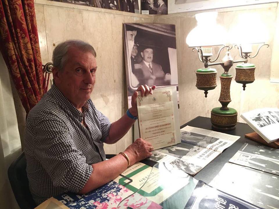 Cultura e società / Conferita la cittadinanza onoraria di Roccalumera ad Alessandro Quasimodo, figlio del Premio Nobel