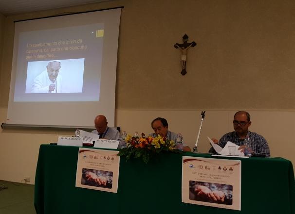 """XXVI Seminario Fisc 2 / I lavori della seconda giornata dedicata a """"Risorse e strumenti a sostegno delle povertà"""", tra Nicosia e Troina"""