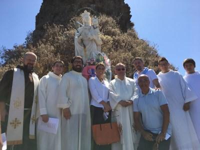Acitrezza / Con un cocktail di fede, tradizione e cultura si è conclusa la festa della Madonna della Buona Nuova
