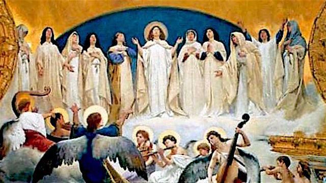 Otium et Negotium 25 / I Santi, in vita peccatori come tutti, ma grati a Dio per il dono dei Sacramenti