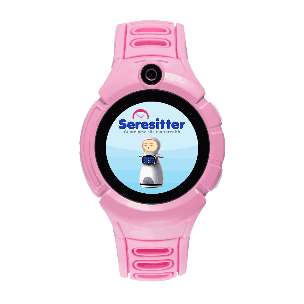 """Tecnologia / Ricercatori catanesi inventano """"Seresitter"""", orologio che monitora i bambini in assenza dei genitori"""