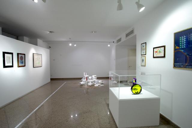 """Mostra sulla """"Villa di Iolas"""" – 1 / Inaugurata nella Galleria del Credito Siciliano la rassegna delle opere raccolte dal collezionista greco"""