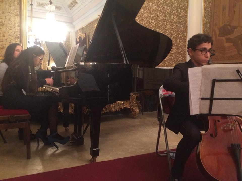 """Giarre /"""" Ricordando Puccini"""", primo di quattro concerti dedicati al musicista nel 93^ anniversario della morte"""