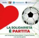 La Solidarietà è partita. Venerdì 12 a Catania evento di sport e solidarietà per il finanziamento di iniziative benefiche