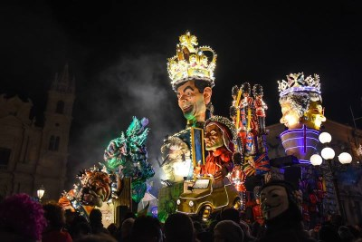 Carnevale acese – 8 / Innovazione digitale e oltre 200mila presenze. Vincono il cantiere Messina e l'associazione Leotta-Raciti