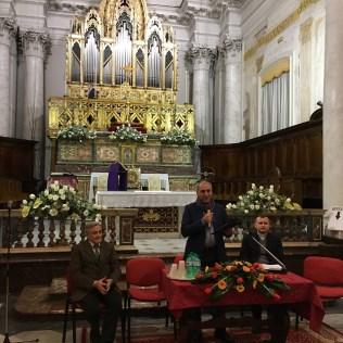 """Il libro su padre Maugeri – 1 /  Emerge un sacerdote santo e un fine compositore dall'opera di Salvatore Licciardello edita da """"La Voce dell'Jonio"""""""