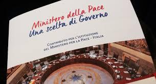 Comunità Papa Giovanni XXIII / Sabato 24 febbraio la presentazione del Ministero della Pace a Catania