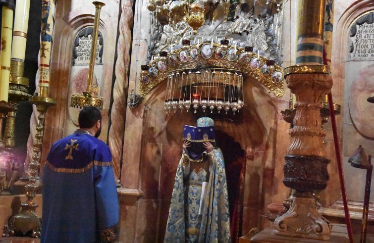 Terra Santa / Gerusalemme: riaperta stamattina la basilica del Santo Sepolcro dopo tre giorni di proteste