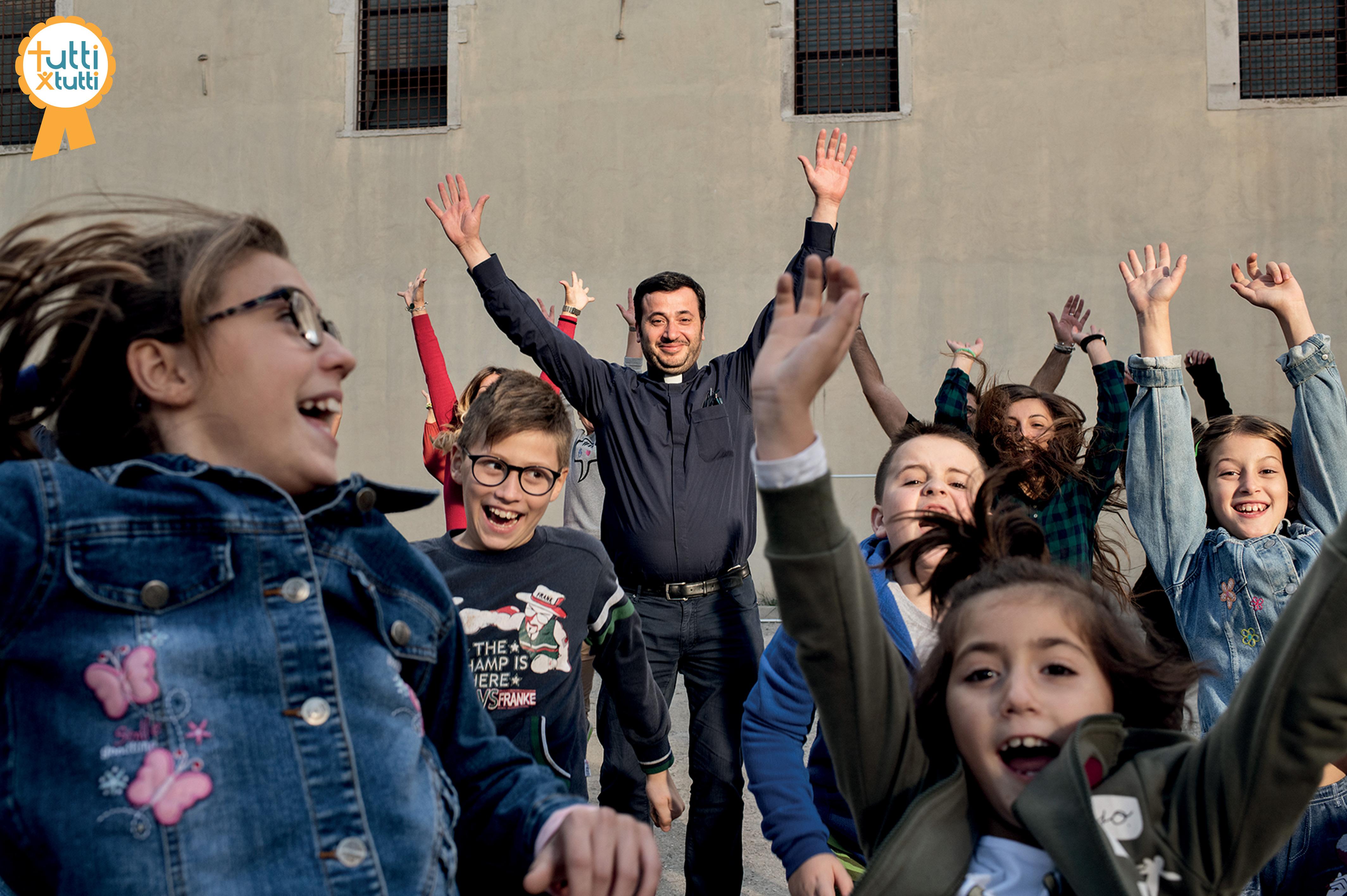 Cei / Torna TuttixTutti, il concorso che premia le parrocchie. Scopo dell'iniziativa i progetti di utilità sociale