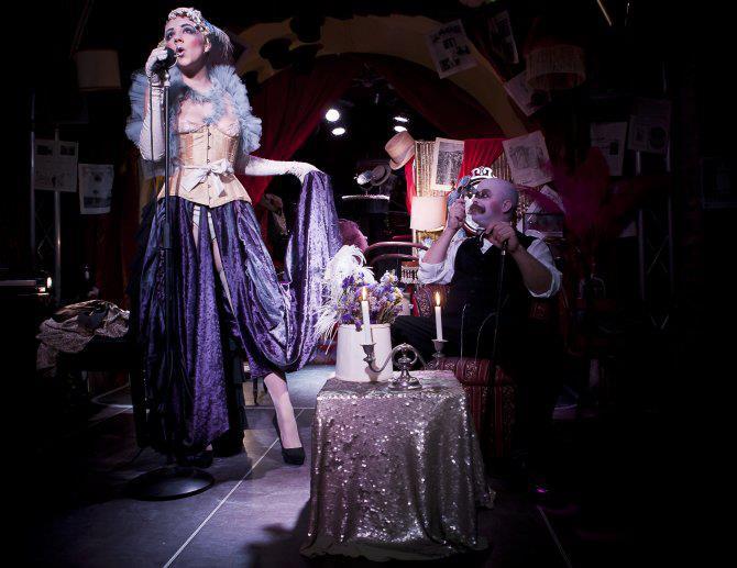 """Catania / Al Teatro Must Musco doppio appuntamento all'insegna del burlesque con lo spettacolo """"Varietà Ultramoderno"""""""