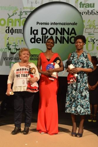 """Saint Vincent / Premio """"La donna dell'anno 2018"""" non una, ma tre ex aequo"""