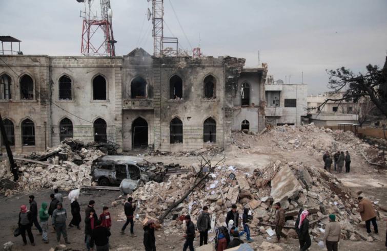 """Siria / I giorni duri dei cristiani di Damasco. Il segretario generale Onu Guterres: a Ghuta """"inferno sulla terra"""""""
